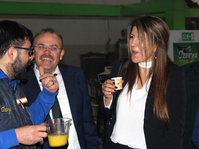 KKTC Başkonsolosu Mendeli, ''Mut Zeytinyağı' nın Aroması Farklı''