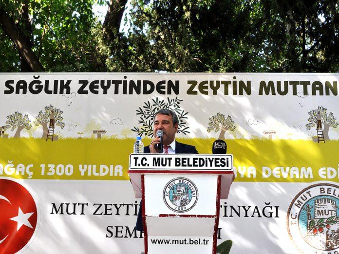 Zeytin ve Zeytinyağında Türkiye'nin Başkentiyiz